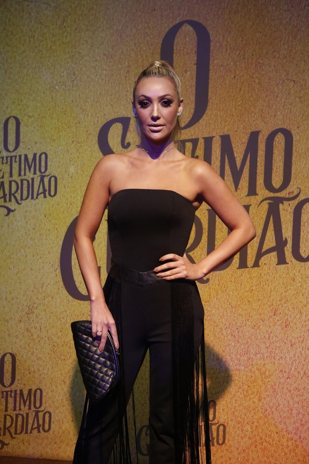 Josie Pessoa viverá Luciana em 'O Sétimo Guardião' — Foto: Fabiano Battaglin/Gshow