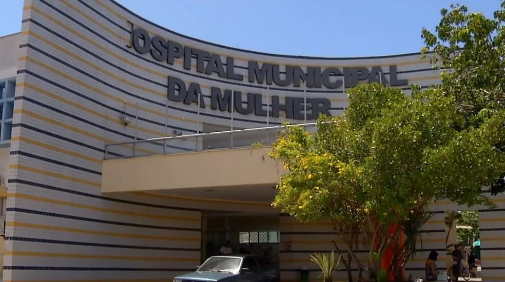 Relatório da CPI da Alerj aponta uma série de irregularidades no Hospital da Mulher de Cabo Frio, no RJ — Foto: Reprodução/ Inter TV