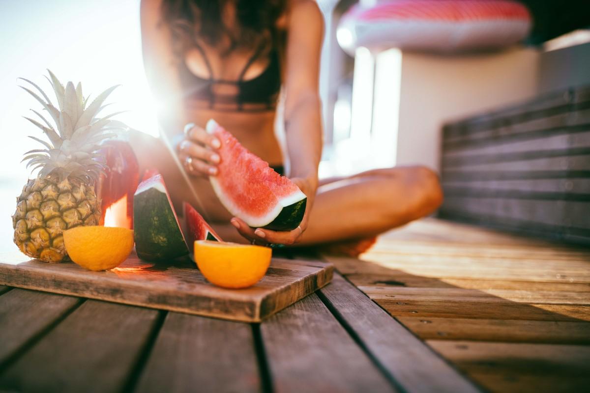 A Fruta Carambola Serve Para Que melancia, abacaxi, carambola, figo e fruta do conde veja