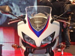Honda CBR 500 R (Foto: Rafael Miotto/G1)