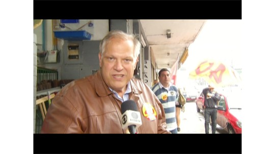 Rubens Bomtempo faz propostas para comércio de Petrópolis, no RJ