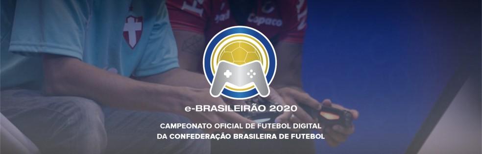 e-Brasileirão 2020 — Foto: Divulgação / CBF