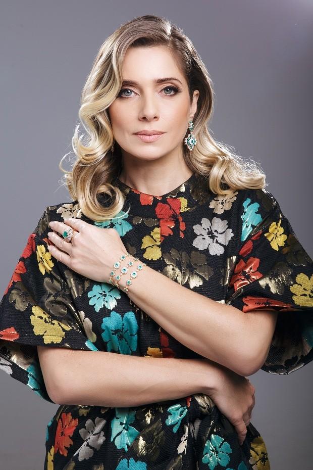 Letícia Spiller (Foto: Lu Sálvaro )