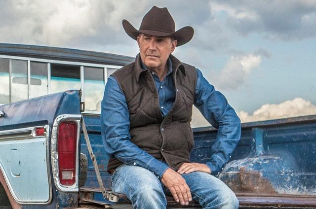 Kevin Costner em 'Yellowstone' (Foto: Divulgação)