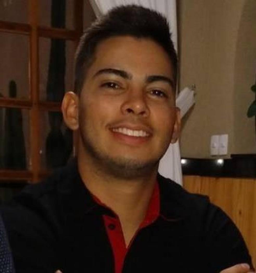 Samuel Caetano de Albuquerque Matos, de 21 anos, era policial militar no município de Mirinzal (MA). — Foto: Divulgação/Polícia Militar do Maranhão