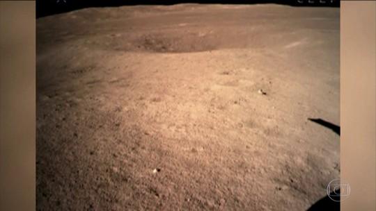 China anuncia primeiro nascimento de broto de planta na Lua da história