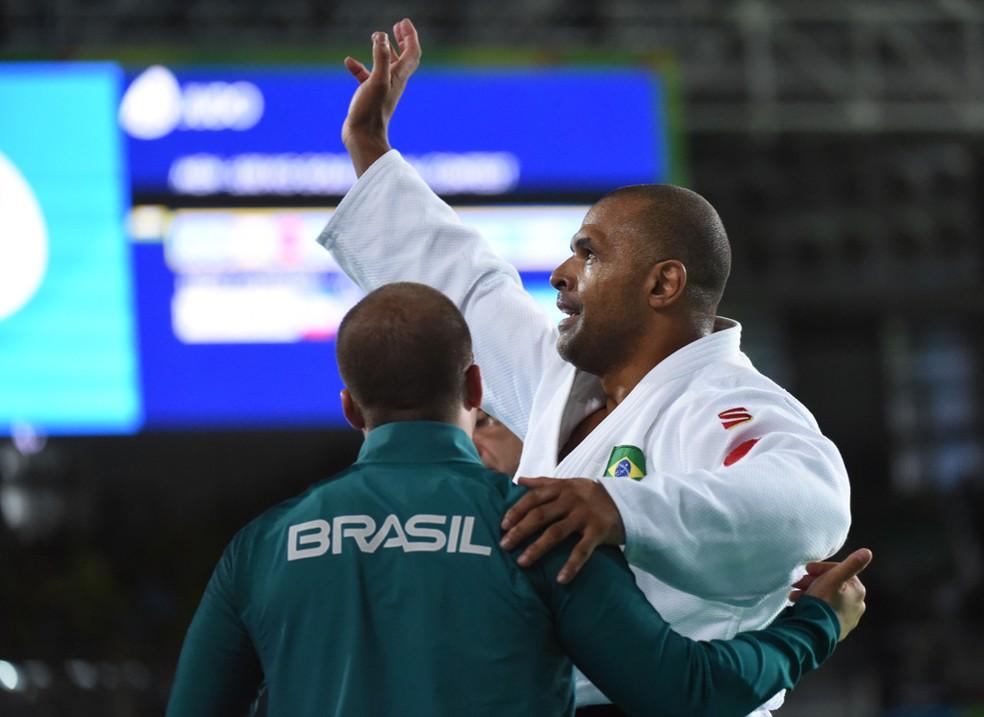 Antônio Tenório ficou com a prata nos Jogos Paralímpicos Rio 2016 — Foto: André Durão