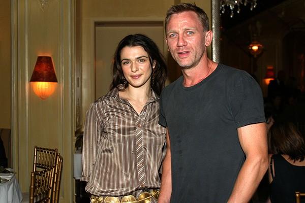 Rachel Weisz e Daniel Craig (Foto: Getty Images)