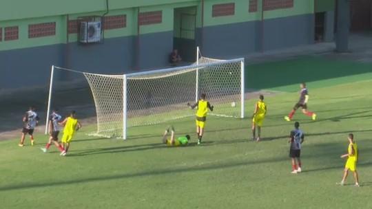 """""""Procurando evoluir a cada treino"""", afirma atacante sobre preparação para Copa Verde"""