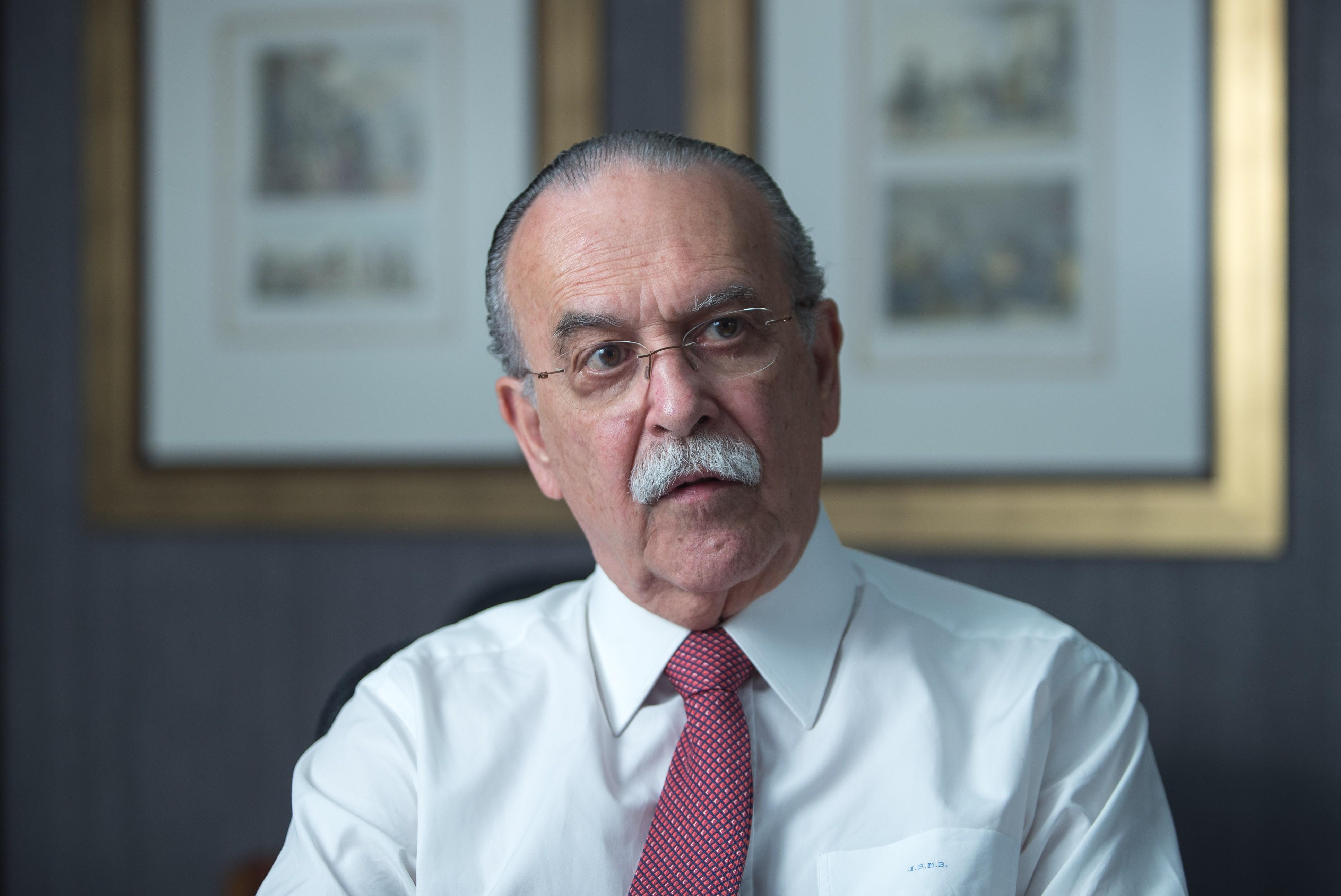 Cenário para o ano que vem é de estagflação, diz José Roberto Mendonça de Barros