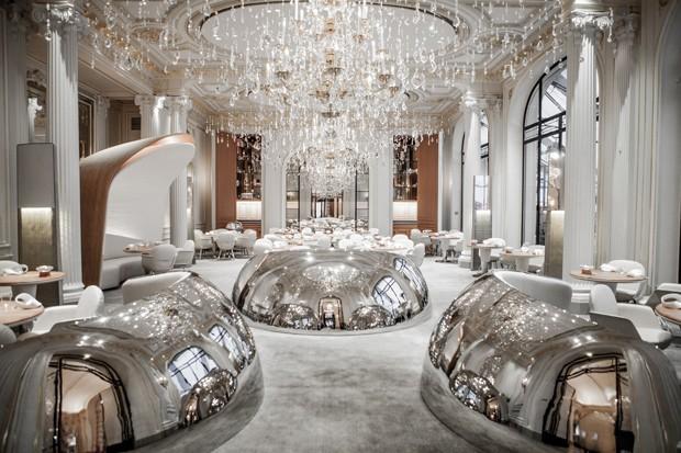 15 restaurantes soberanamente estilosos em Paris (Foto: Pierre Monetta)