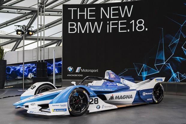 BMW iF 18 (Foto: Reprodução/internet)