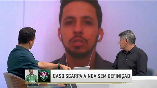 Jornalista atualiza situação judicial de Gustavo Scarpa
