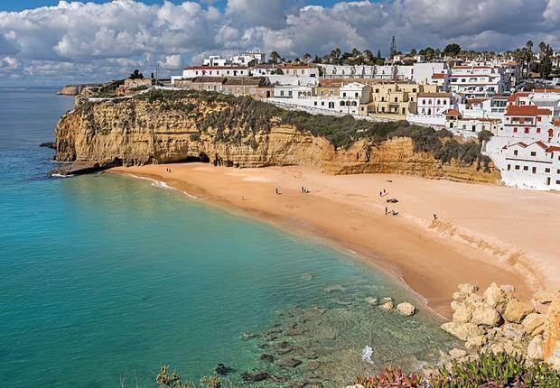 Carvoeiro, Portugal  (Foto: Bengt Nyman/Wikimedia Commons)