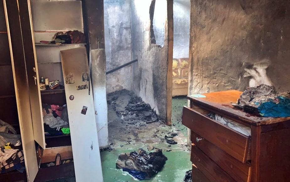 Mulher coloca fogo na própria casa após discussão com o marido em bairro de Varginha, MG