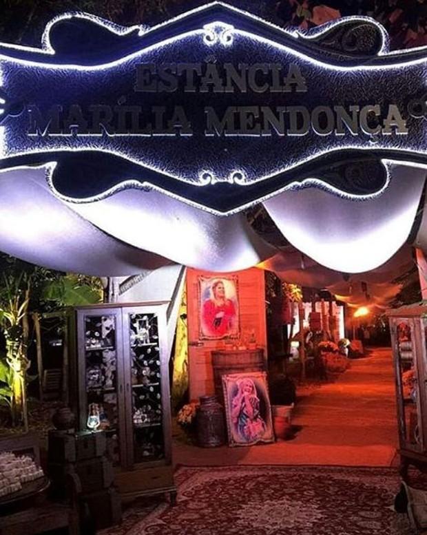 Festa de aniversário de Marília Mendonça (Foto: Reprodução/Instagram)