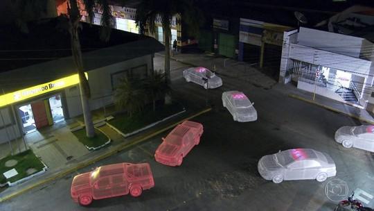 Cinco da mesma família são mortos após serem feitos reféns em assalto a banco em Milagres