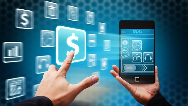 Pagamento digital ; pagamento por celular ; banco digital ; fintech ; online banking ;  (Foto: Shutterstock)