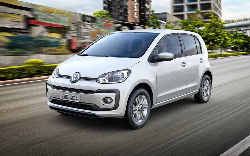 Volkswagen Move Up! (Foto: Divulgação)