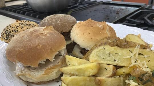 Batata Rústica Frita do Chef Ravioli