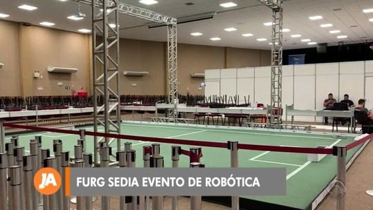 Maior evento de robótica da América Latina começa amanhã em Rio Grande