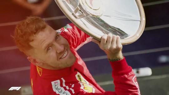 F1: perfil de Sebastian Vettel