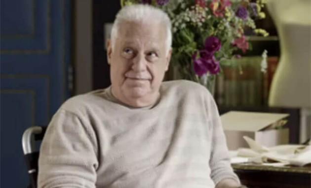 Antonio Fagundes é Alberto (Foto: TV Globo)