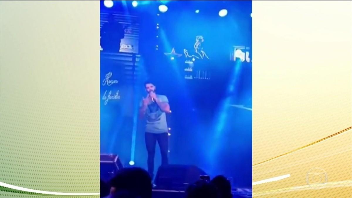 Após tiros em apresentação de Gusttavo Lima, festival reforça segurança para show da Anitta em MT