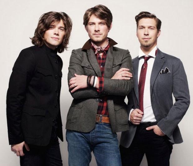 Zac, Taylor e Isaac Hanson (Foto: Reprodução)