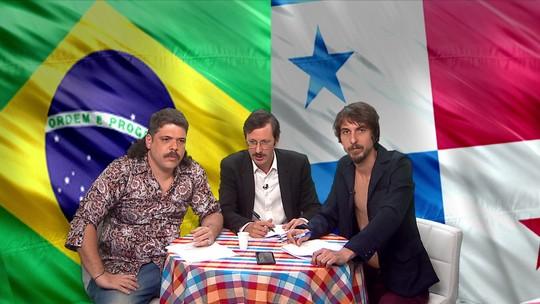 """Falha de Cobertura analisa empate da Seleção: """"A Argentina decepcionou ontem, o Brasil não deixa barato"""""""