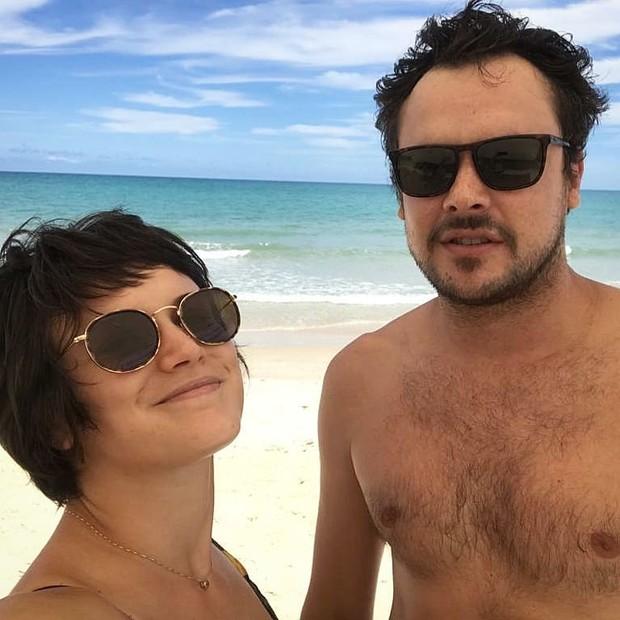 Bianca Bin e Sérgio Guizé (Foto: Instagram/Reprodução)