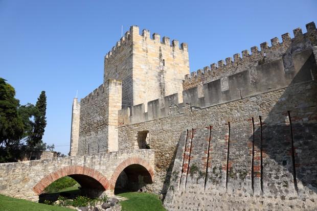 castelo-de-são-jorge-lisboa (Foto: Thinkstock)