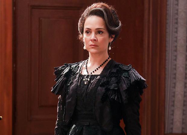 Julieta é interpretada pela atriz Gabriela Duarte (Foto: Divulgação/ TV Globo)