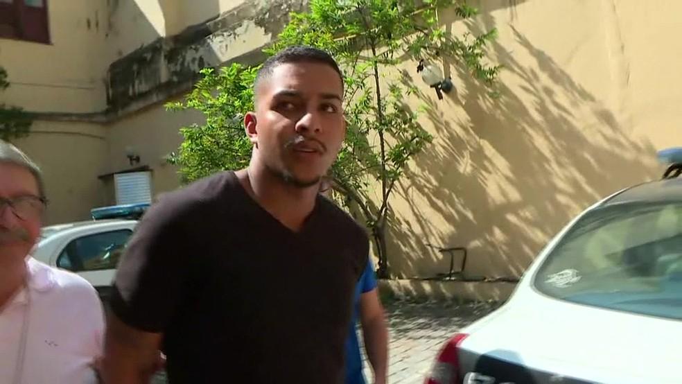 Éverton Ferreira confessou ter aplicado os golpes nos hotéis  — Foto: Reprodução/TV Globo
