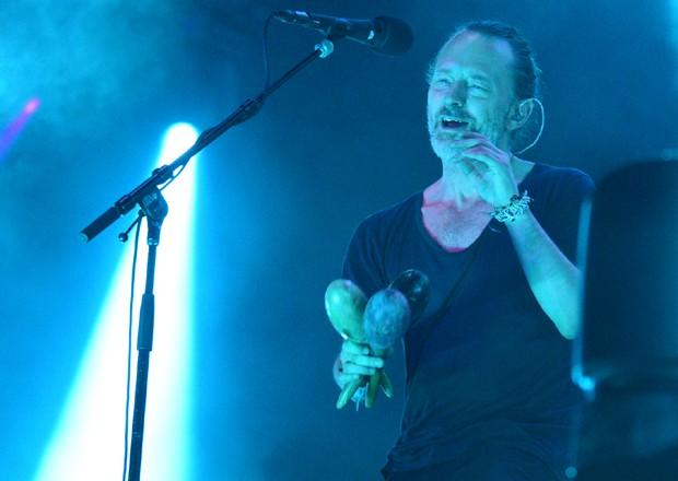 Show do Radiohead (Foto: Leo Franco/AgNews)