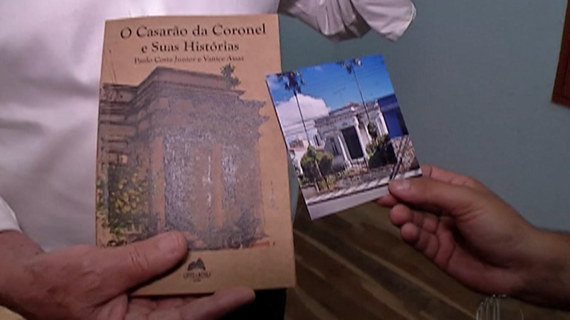 Livro conta história de casarão histórico de Mogi das Cruzes - Notícias - Plantão Diário