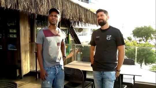 Raffael admite contato com o Ceará e sonha em atuar no clube no futuro