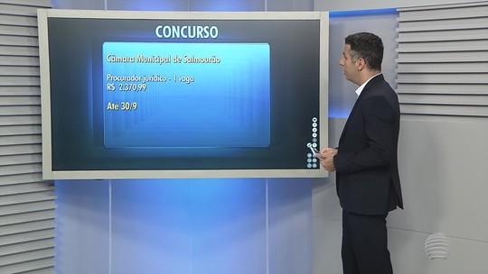 Oportunidades em concursos na região de Presidente Prudente