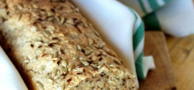 Pão de claras com aveia (Foto: Divulgação)