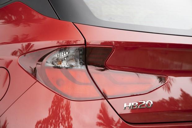 Hyundai HB20 2020 (Foto: Marcos Camargo / Autoesporte)