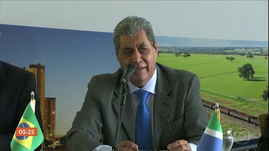 Ministra do STJ manda soltar ex-governador do Mato Grosso do Sul