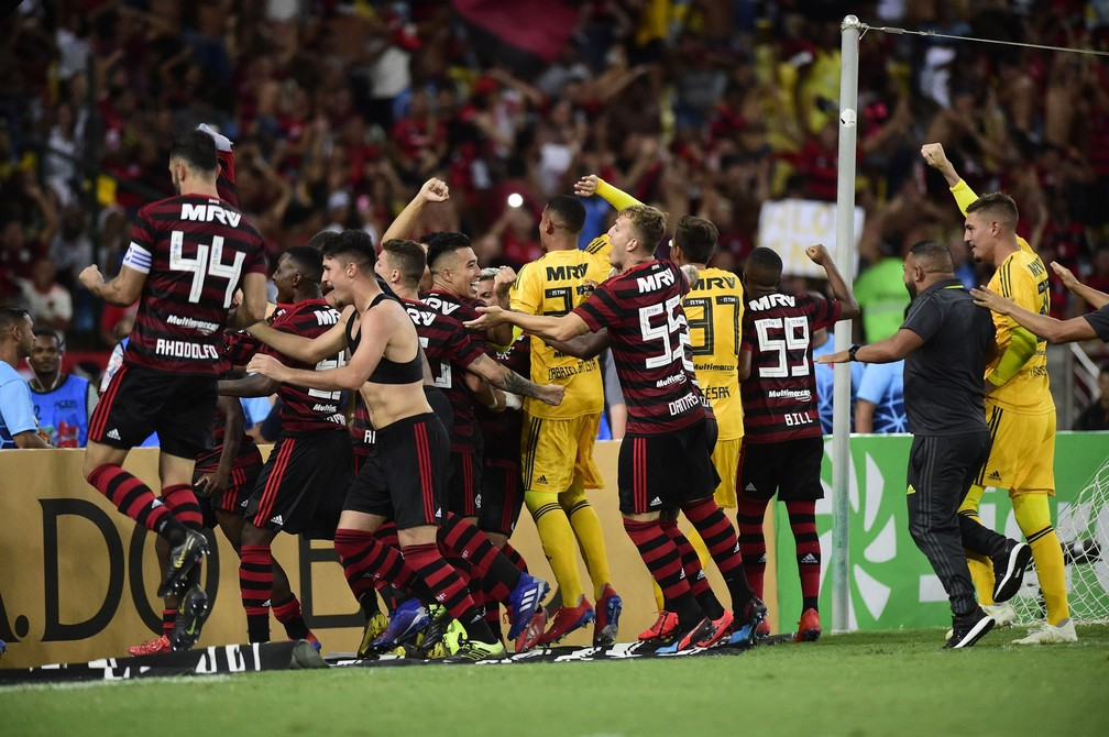Com uma vitória no Maracanã, Flamengo ficaria na boa na Libertadores e com moral para a final do Carioca — Foto: André Durão/GloboEsporte.com