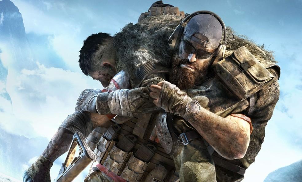 Ghost Recon Breakpoint é o jogo mais ambicioso da série de ação da Ubisoft até hoje e também estará no Stadia — Foto: Divulgação/Ubisoft