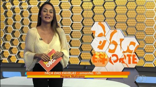 Taça das Favelas em Goiânia tem lançamento neste domingo