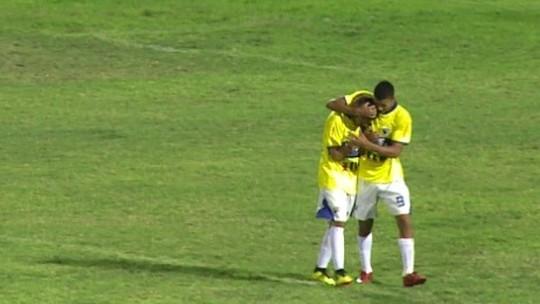 Krac desbanca o Esplanada com goleada e avança às semifinais do Piauiense sub-17