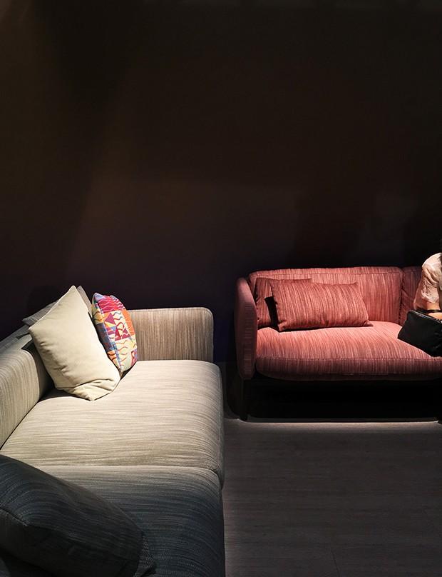 As cores que serão tendência segundo o Salão do Móvel de Milão 2018 (Foto: Michell Lott)
