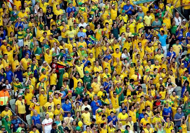 Copa é o melhor momento para unir país (Foto: Getty Images)