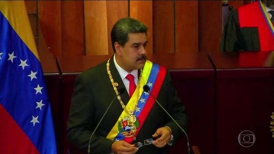 Congresso da Venezuela declara Nicolás Maduro um usurpador do cargo de presidente
