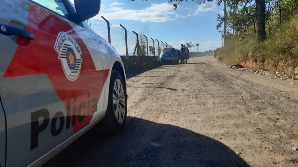 Travesti é morta ao ser agredida e homem é preso em Taubaté — Foto: Rauston Naves/ Rádio Metropolitana