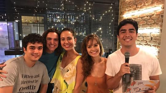 #MalhaçãoAoVivo: atores falam sobre melhores 'shipps' de 'Vidas Brasileiras'